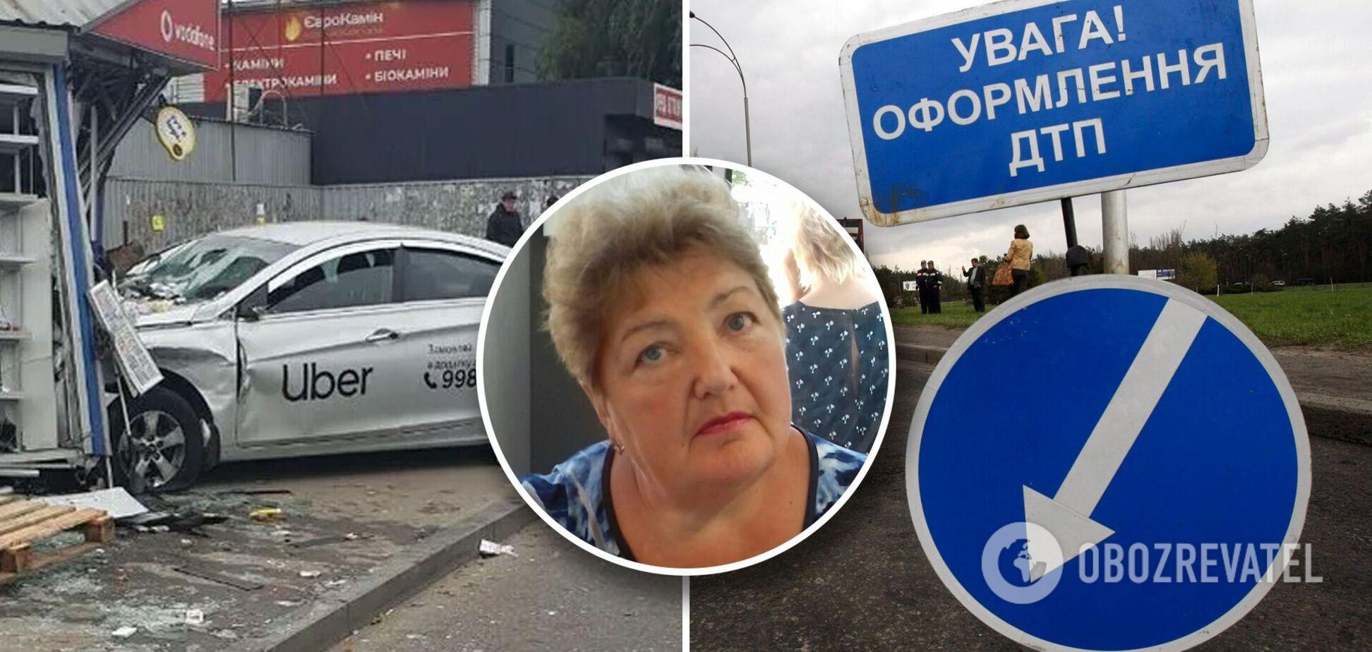 В ДТП на окружной погибла Антонина Тесленко