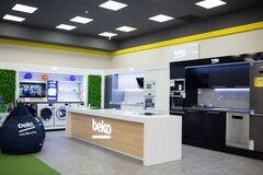В Украине открыли первую бренд-зону beko в формате shop in shop