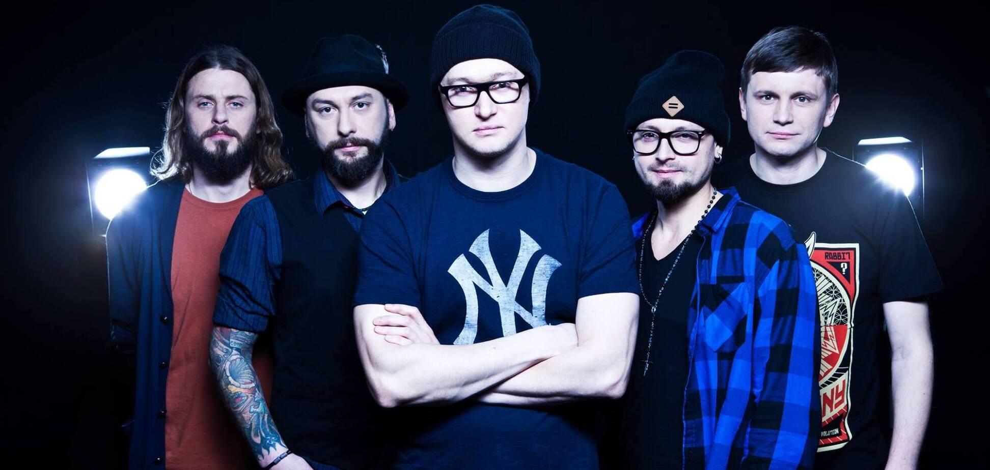 В группе 'Бумбокс' разъяснили ситуацию с 'прекращением' полицией концерта во Львове