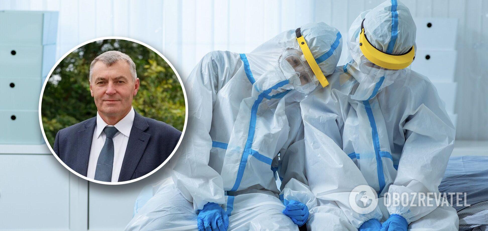 На Сумщине от коронавируса умер мэр Александр Луговой