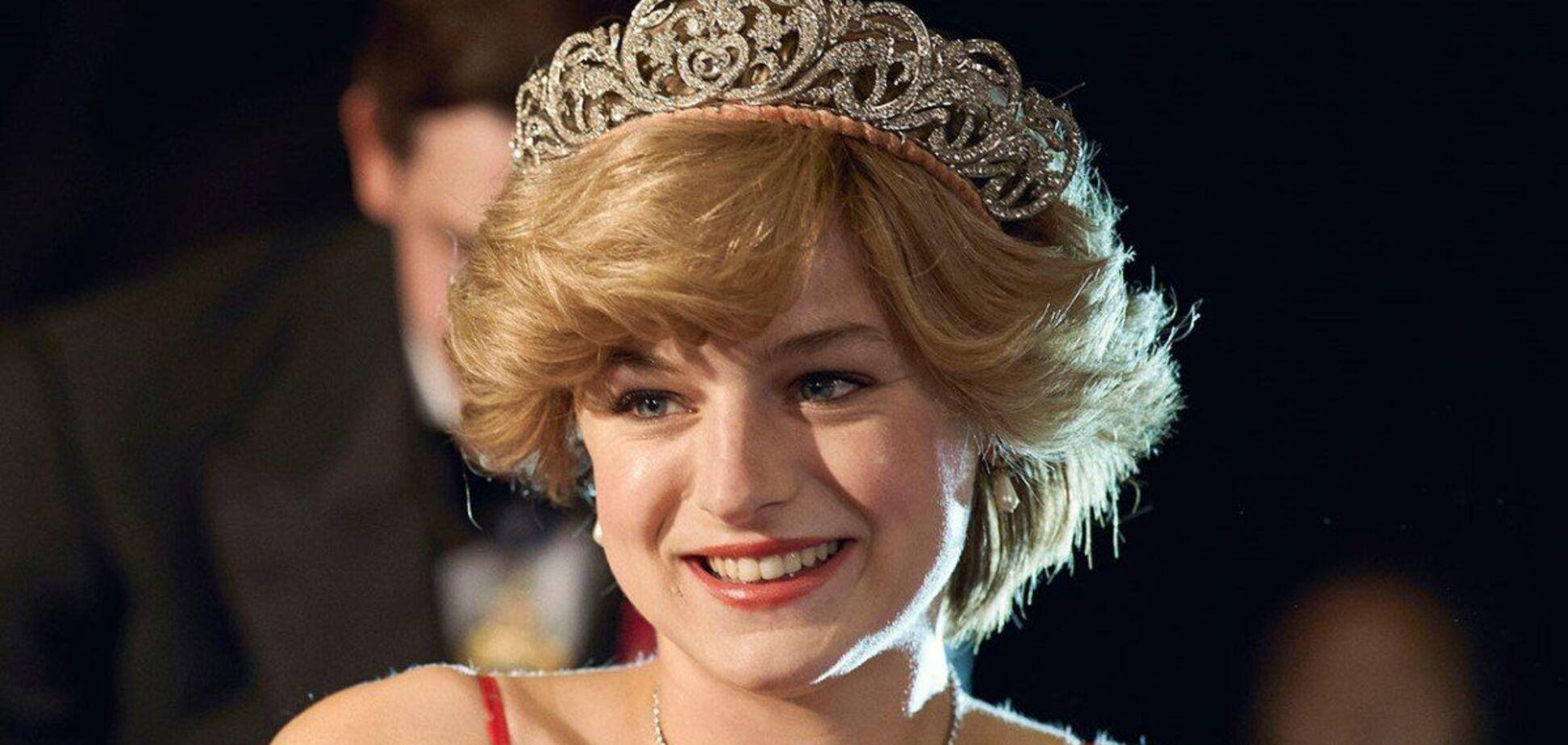 Емма Коррін у серіалі 'Корона'