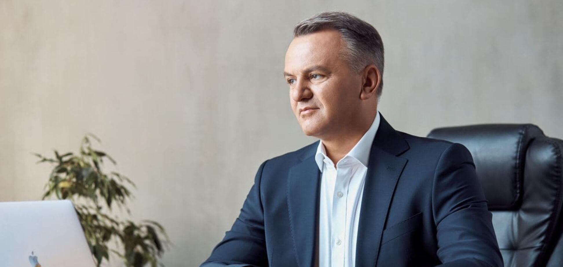 Олег Синютка обнародовал меморадум 'ЕС' о сотрудничестве с другими партиями