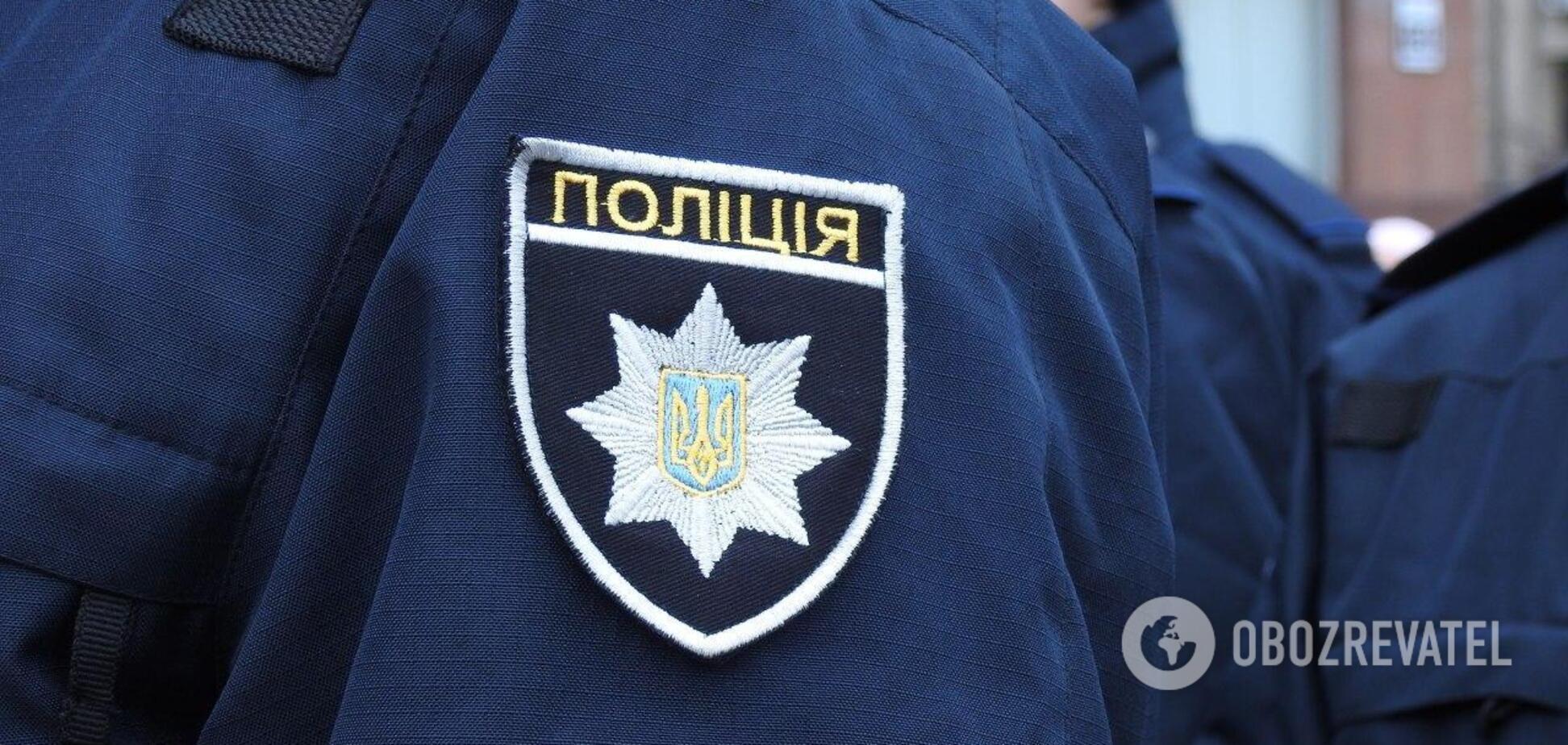 Полицейские задержали злоумышленника