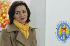 Санду высказалась об отношениях с Украиной