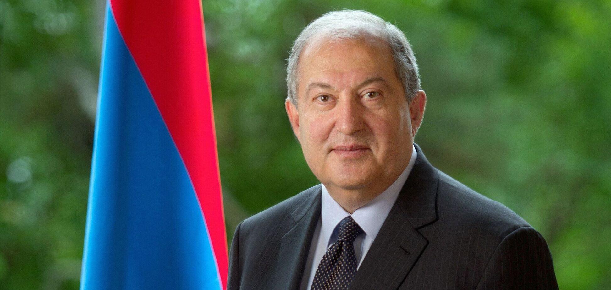 Саркісян оголосив про необхідність нових виборів