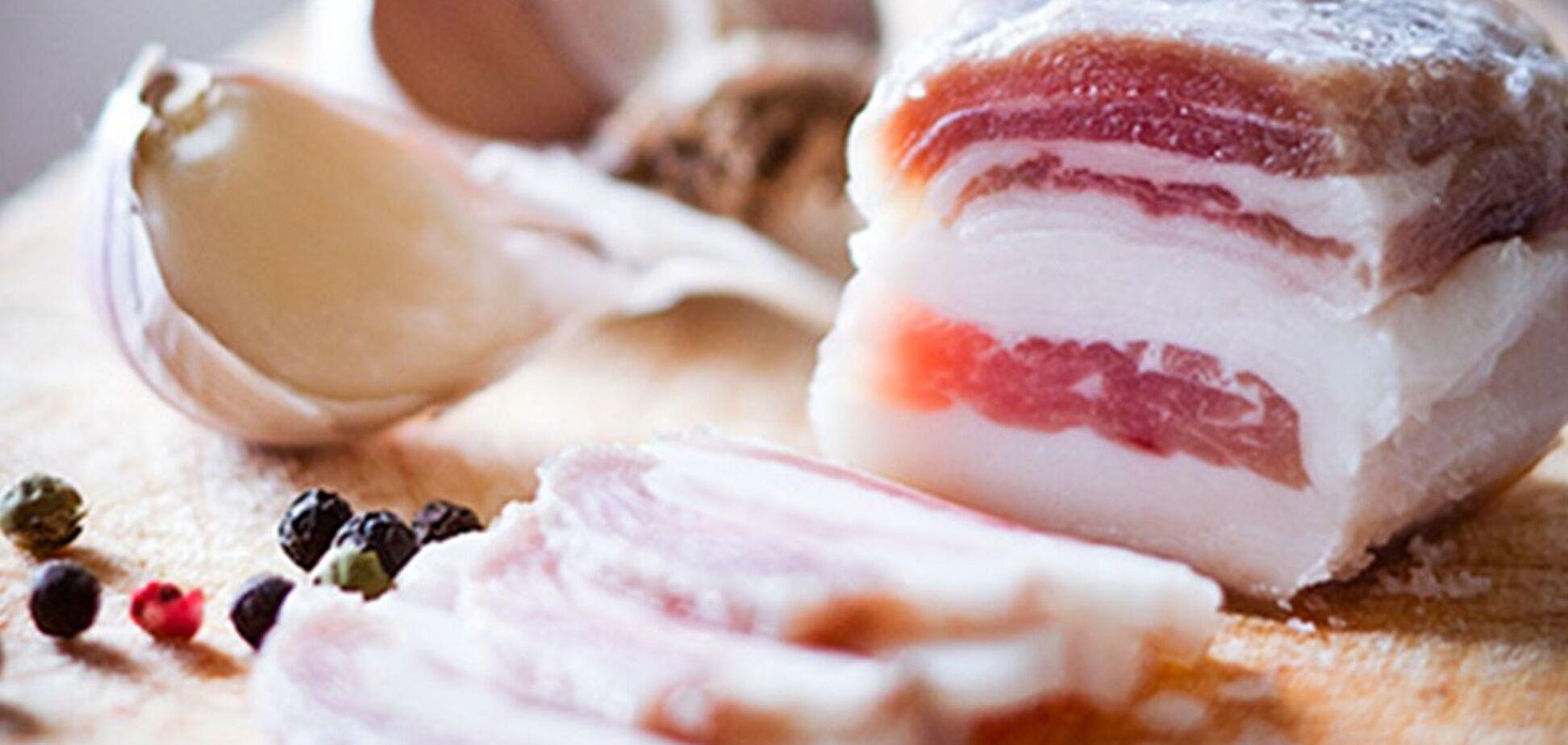 В Украине свинина и сало станут дефицитными продуктами
