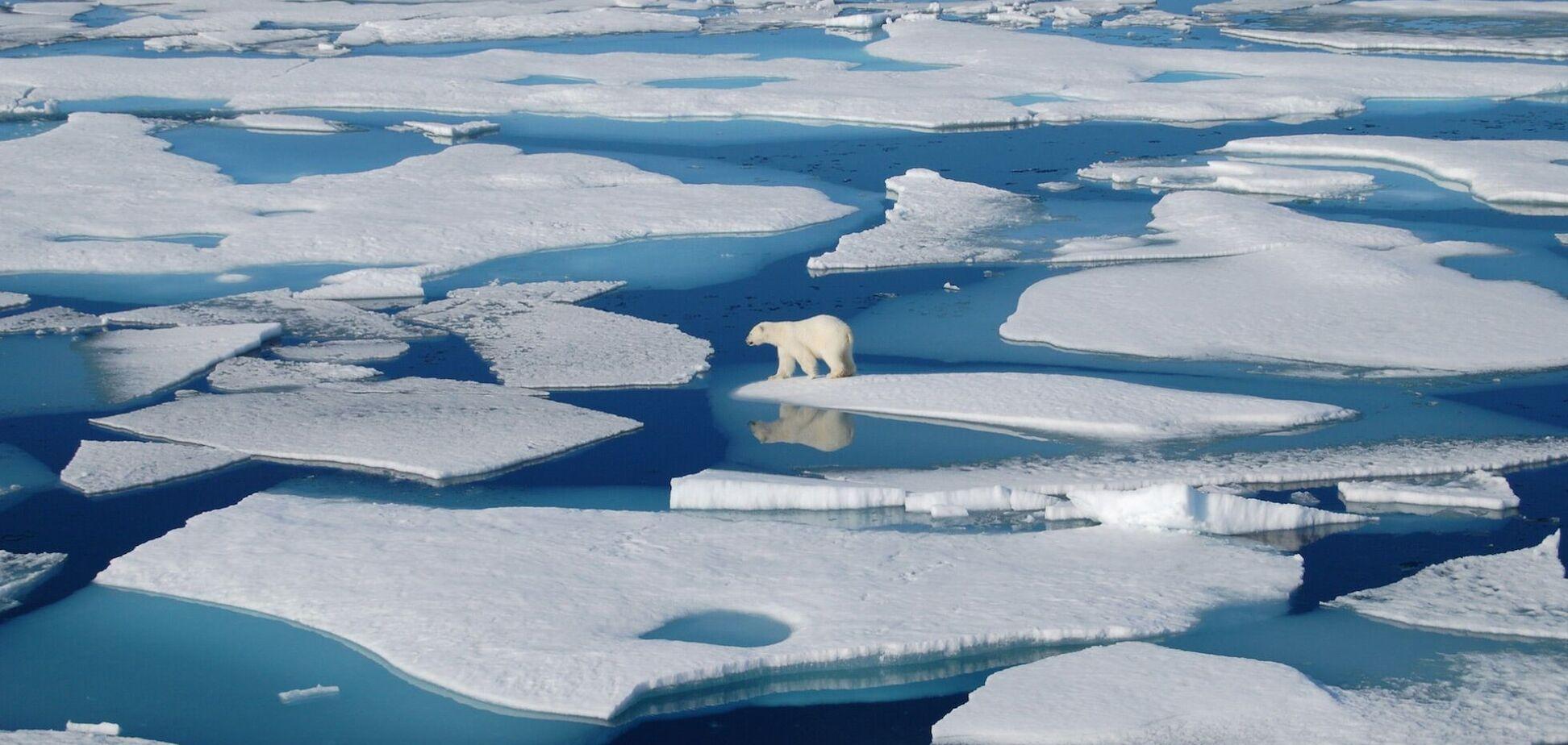 В арктичних морях зафіксували рекордну концентрацію метану