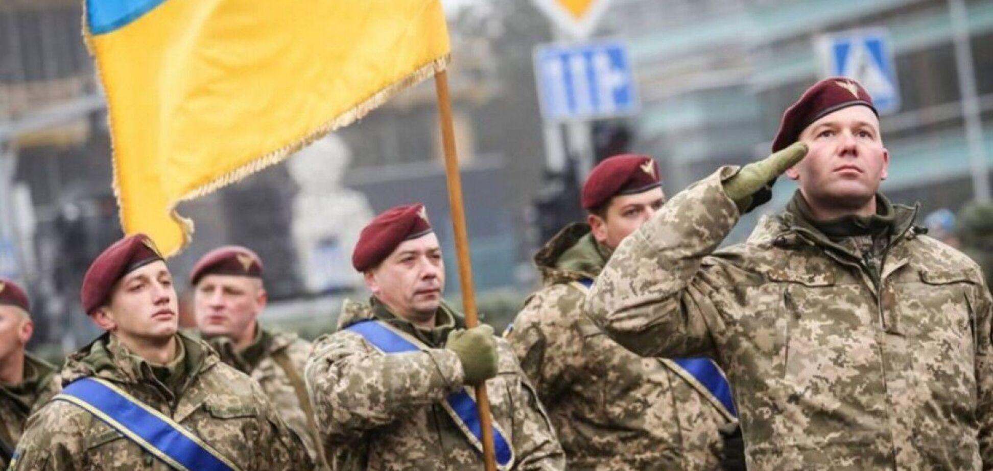 День сержанта Вооруженных сил Украины был учрежден в 2019 году