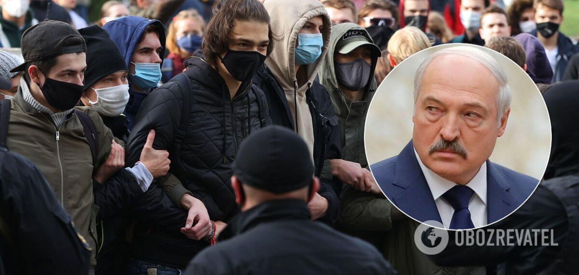 Лукашенко сделал своей вертикалью 'эскадроны смерти, страха и лжи', – оппозиционер