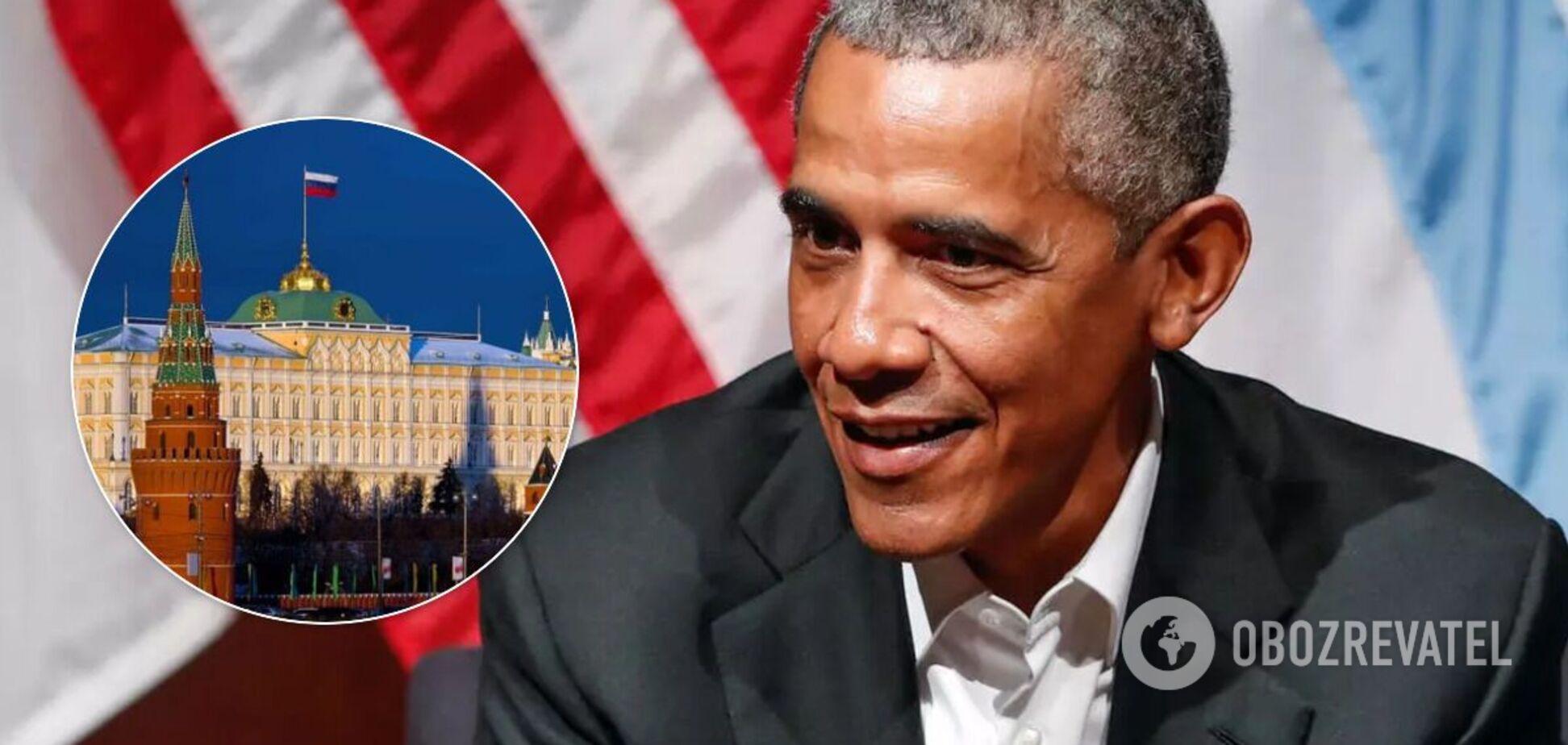 Обама заявил, что РФ больше не является сверхдержавой