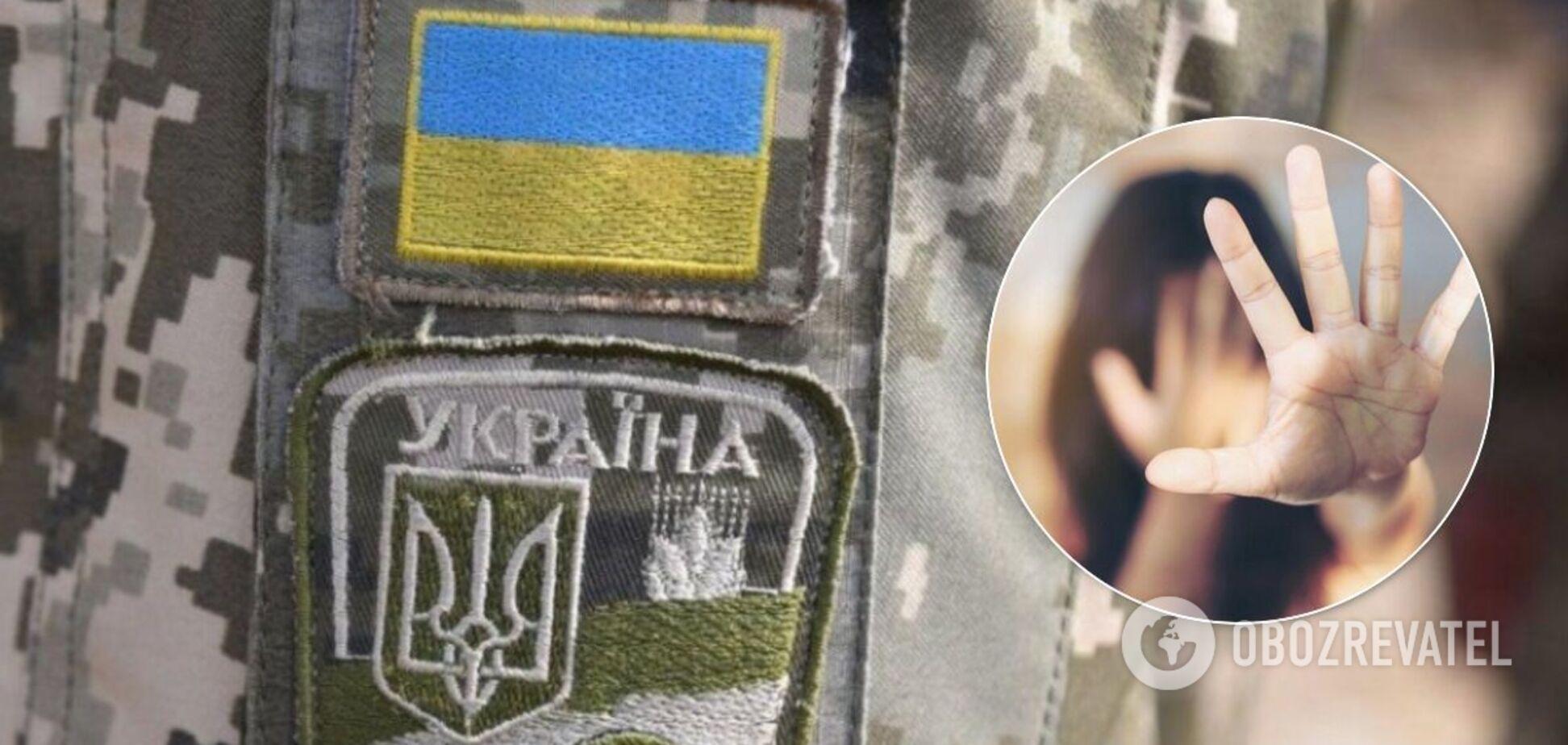 На Донеччині військового запідозрили в намаганні зґвалтувати неповнолітню
