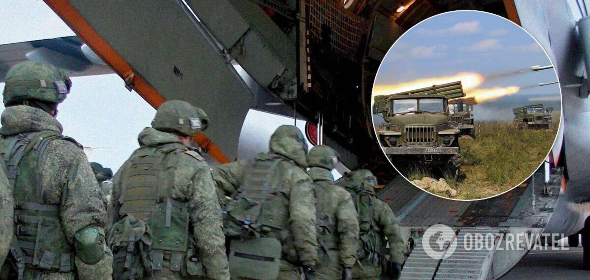 В Карабах перебросили российские 'Грады'