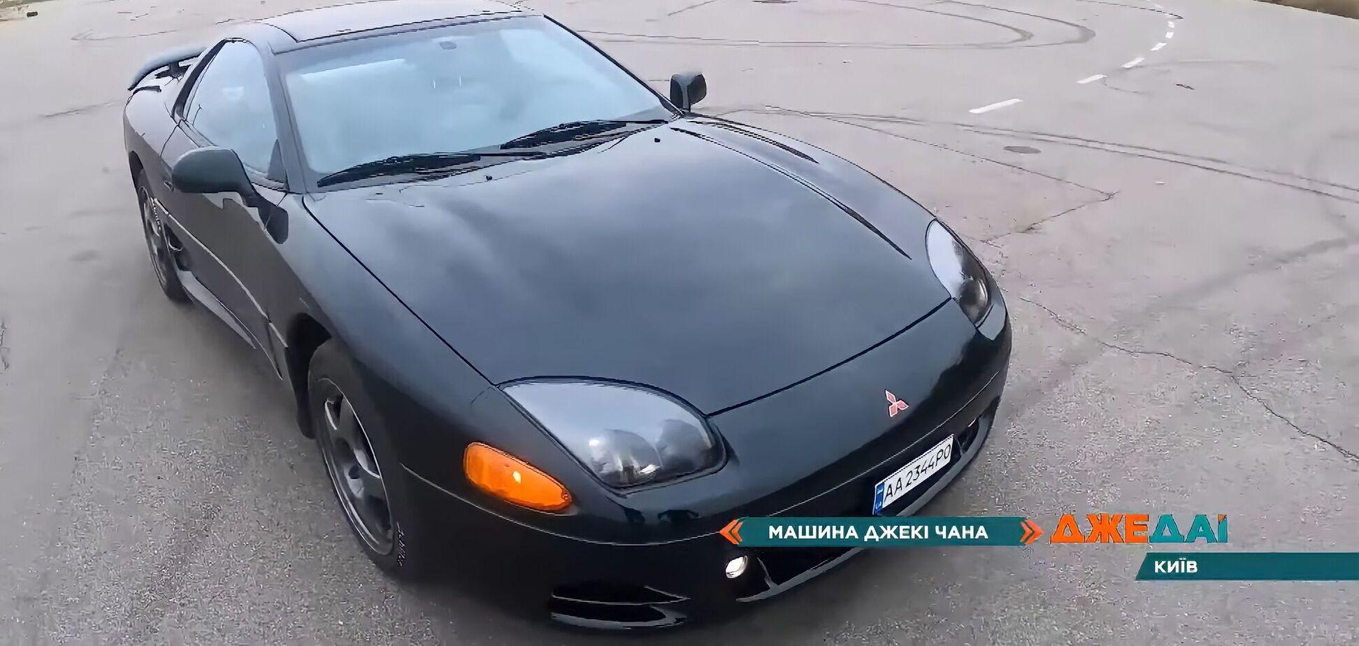 Рідкісний японський спорткар виявили в Україні