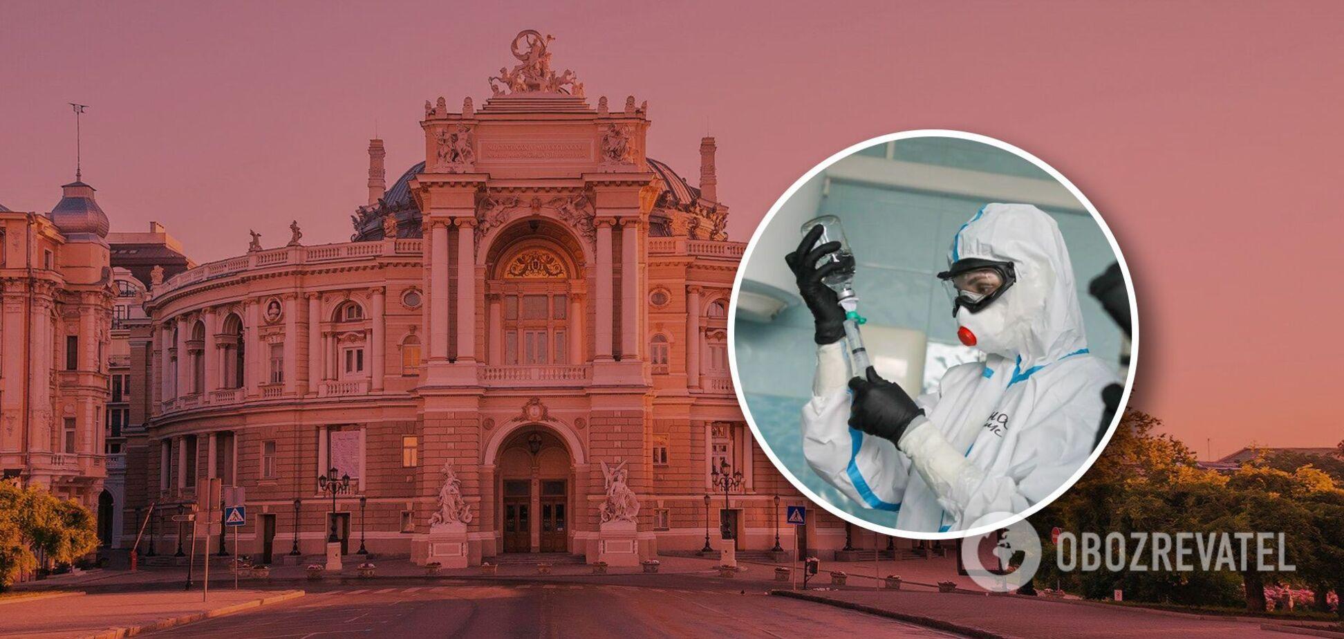 Умирают, не дожидаясь тестов, но маски носить не хотят: как COVID-19 поглощает Одессу. Эксклюзив