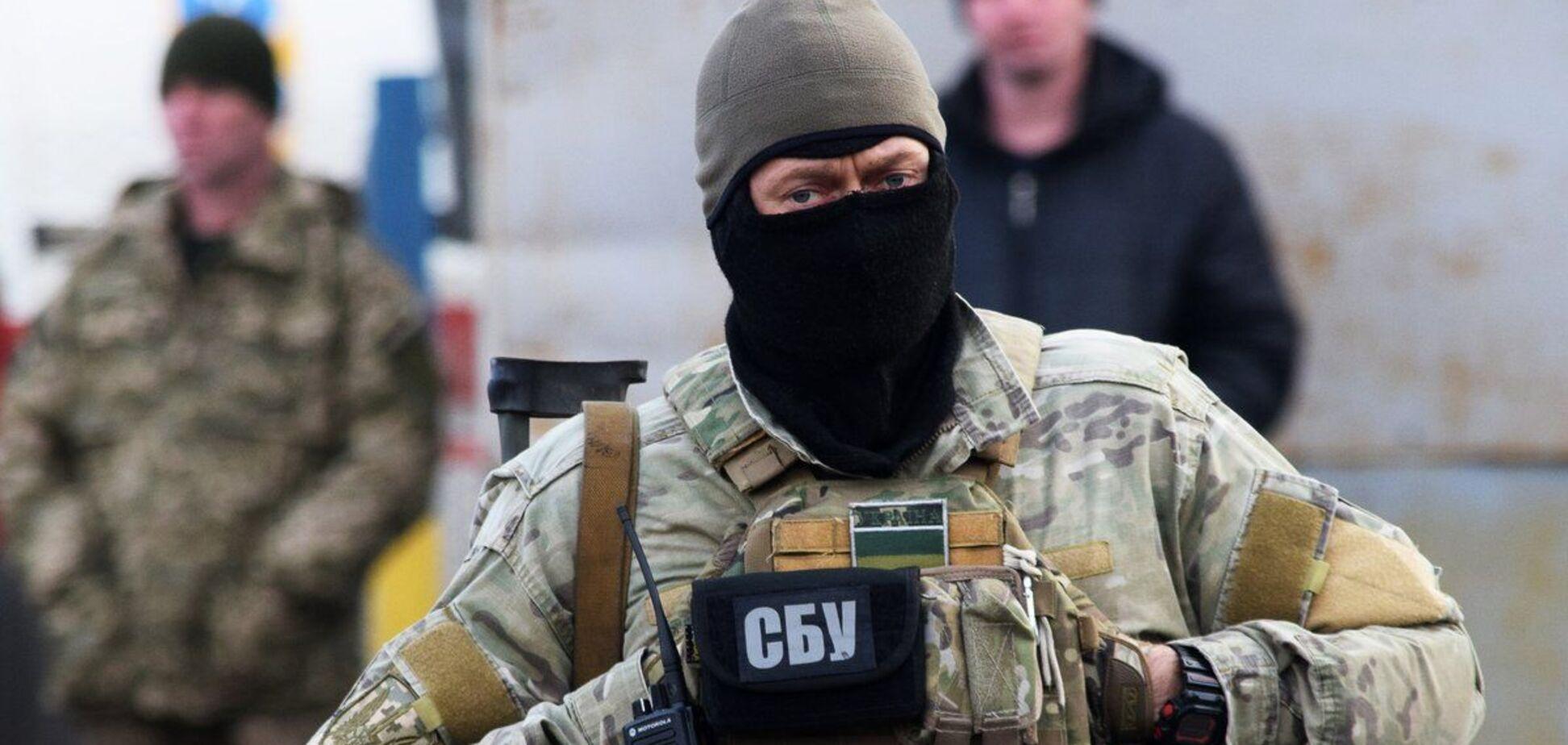 СБУ проводить обшук в ГУ ДФС у Харківській області