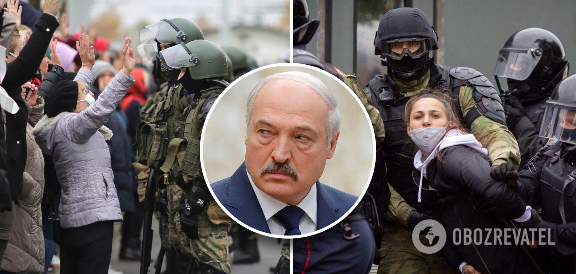 Лукашенко удерживает власть в Беларуси, хоть протесты и не закончились