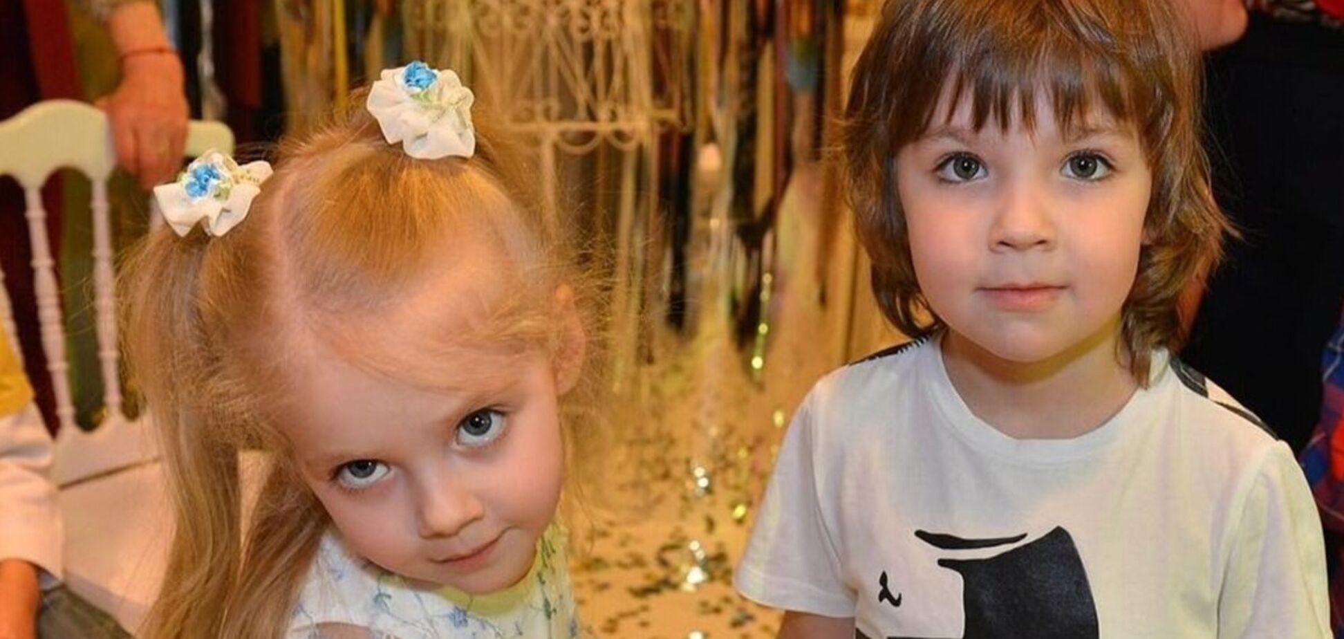 Максим Галкін зворушив мережу новим домашнім відео з дітьми