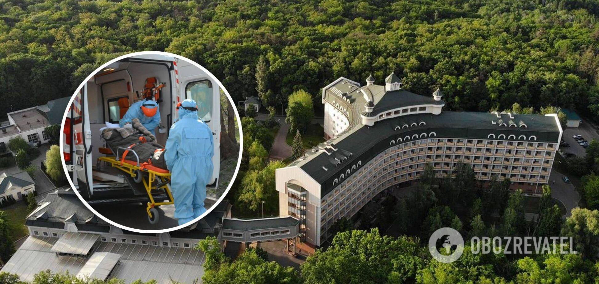 Владимир Зеленский заболел коронавирусом и лечится в клинике 'Феофания'
