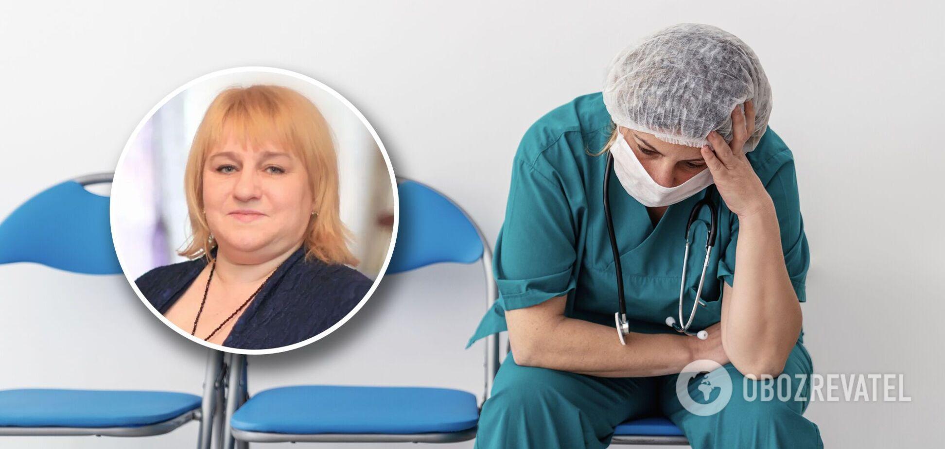 В Боярскую больницу не пустили умирающую пациентку