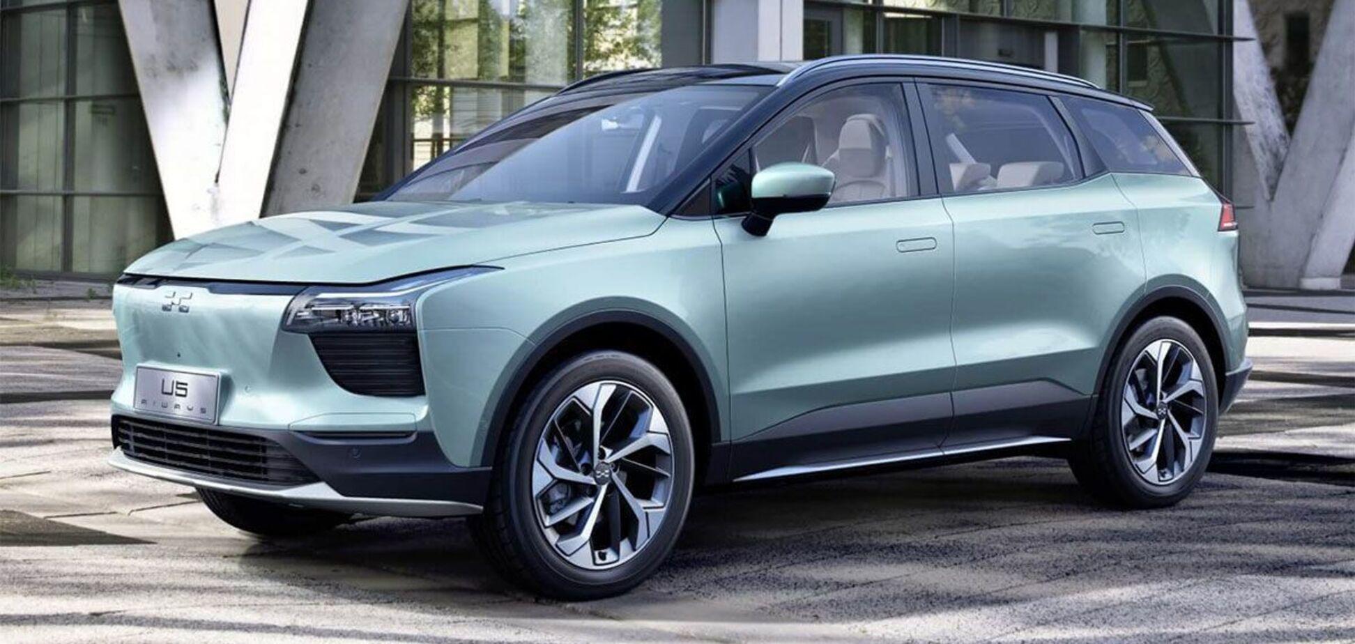 В Україні можна купити багато китайських електромобілів