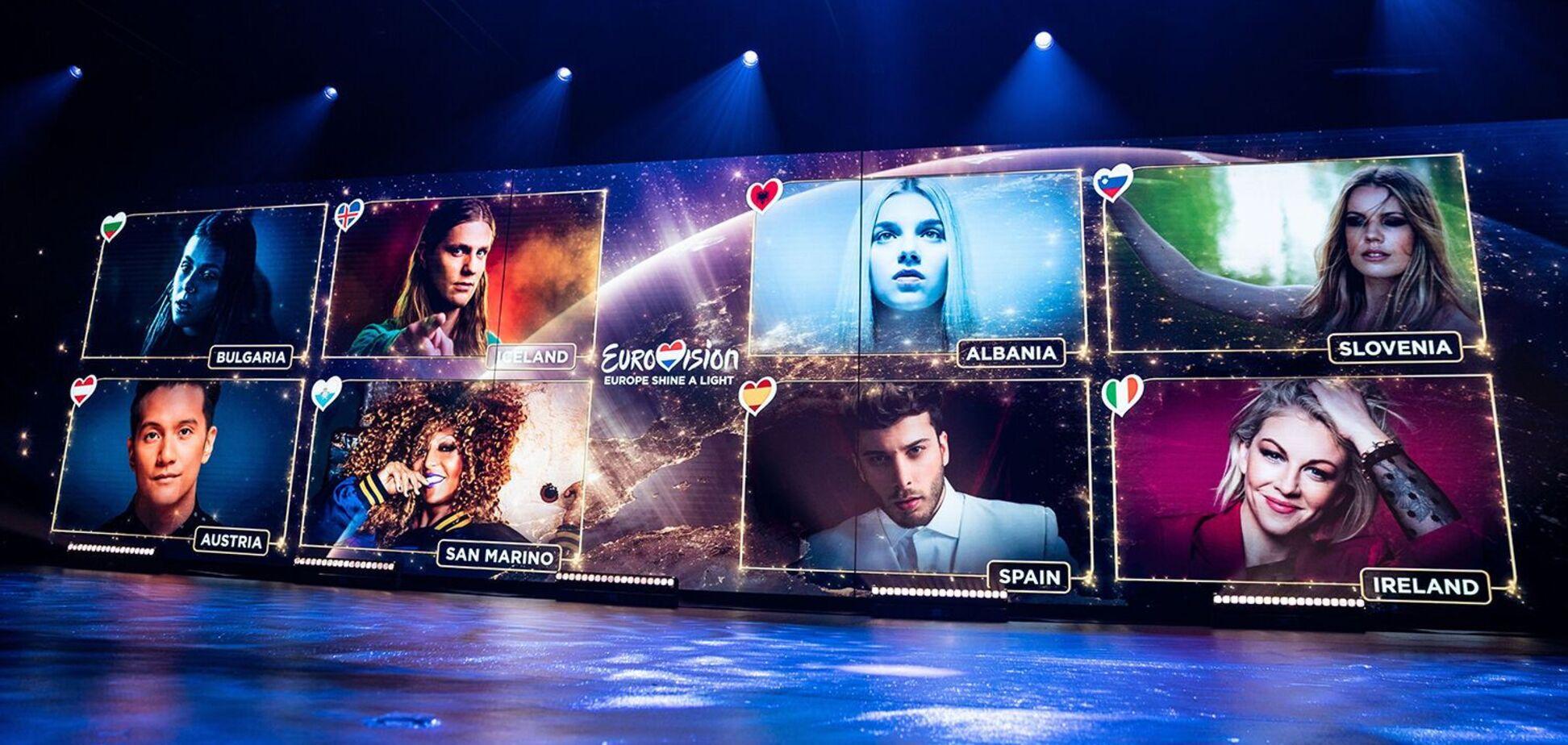 Євробачення 2021: в якому півфіналі та коли виступить Україна