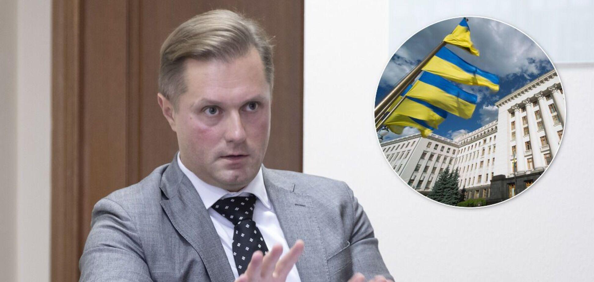 Уволенного из АМКУ Терентьева с помощью ОПУ пытаются пропихнуть на высокую должность, – Дубинский