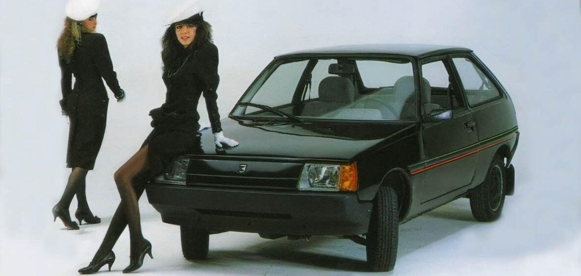 Легендарному украинскому автомобилю исполнилось 33 года