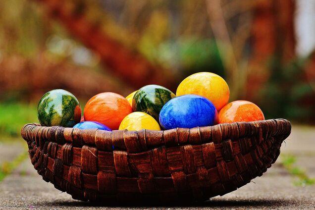 Когда Пасха 2021 в Украине: дата праздника