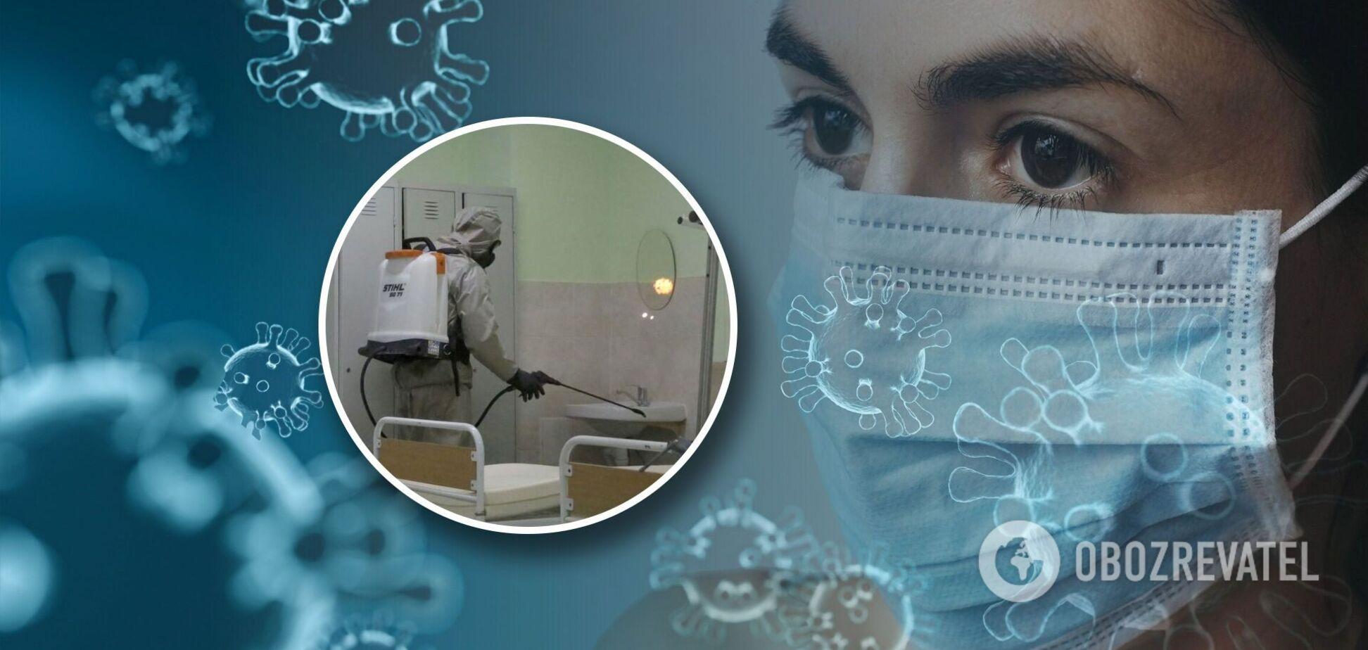 В одесские больницы не берут пациентов, у которых сатурация выше 80%