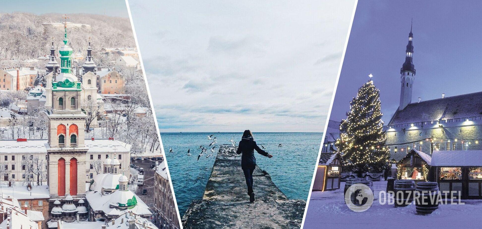 Куда поехать на Новый год в Украине: ТОП интересных мест