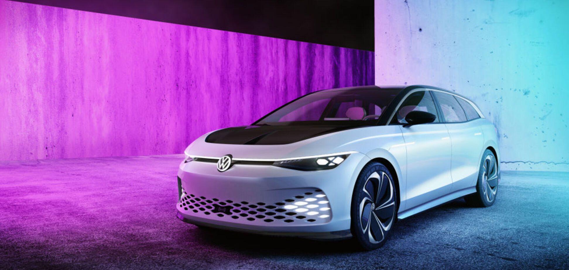 Названа дата выхода электрической замены Volkswagen Passat