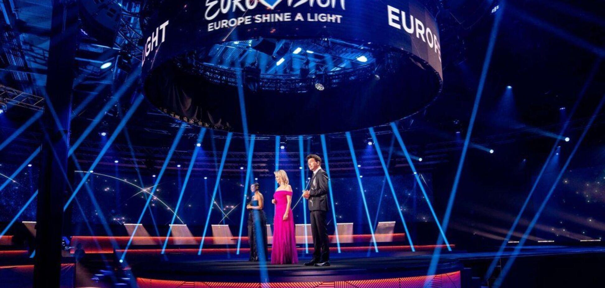 Євробачення 2021: як будуть виступати артисти в разі закриття кордонів