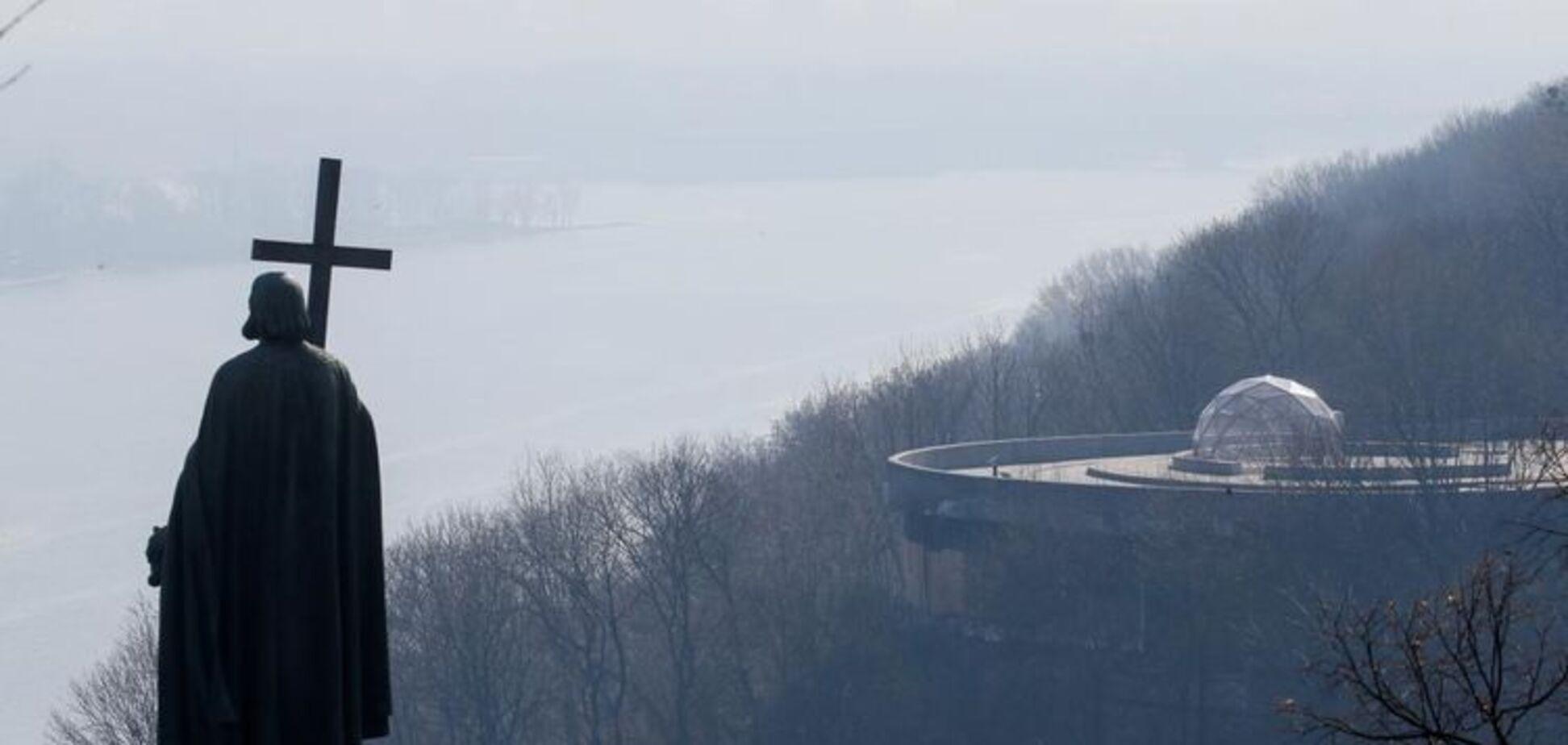 Почему в Киеве такой грязный воздух: показательное фото ХХ и XXI веков