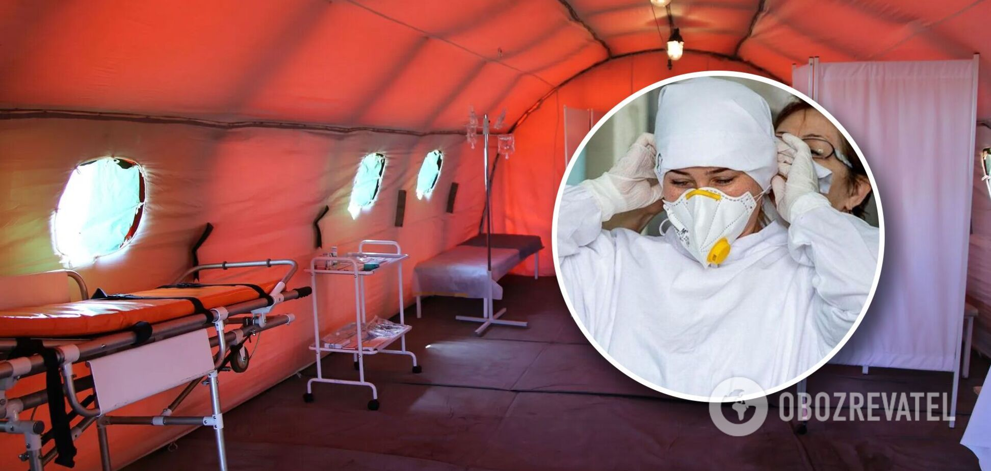 'Ищите кислород, где хотите': Яровая рассказала о катастрофе в больницах с COVID-пациентами
