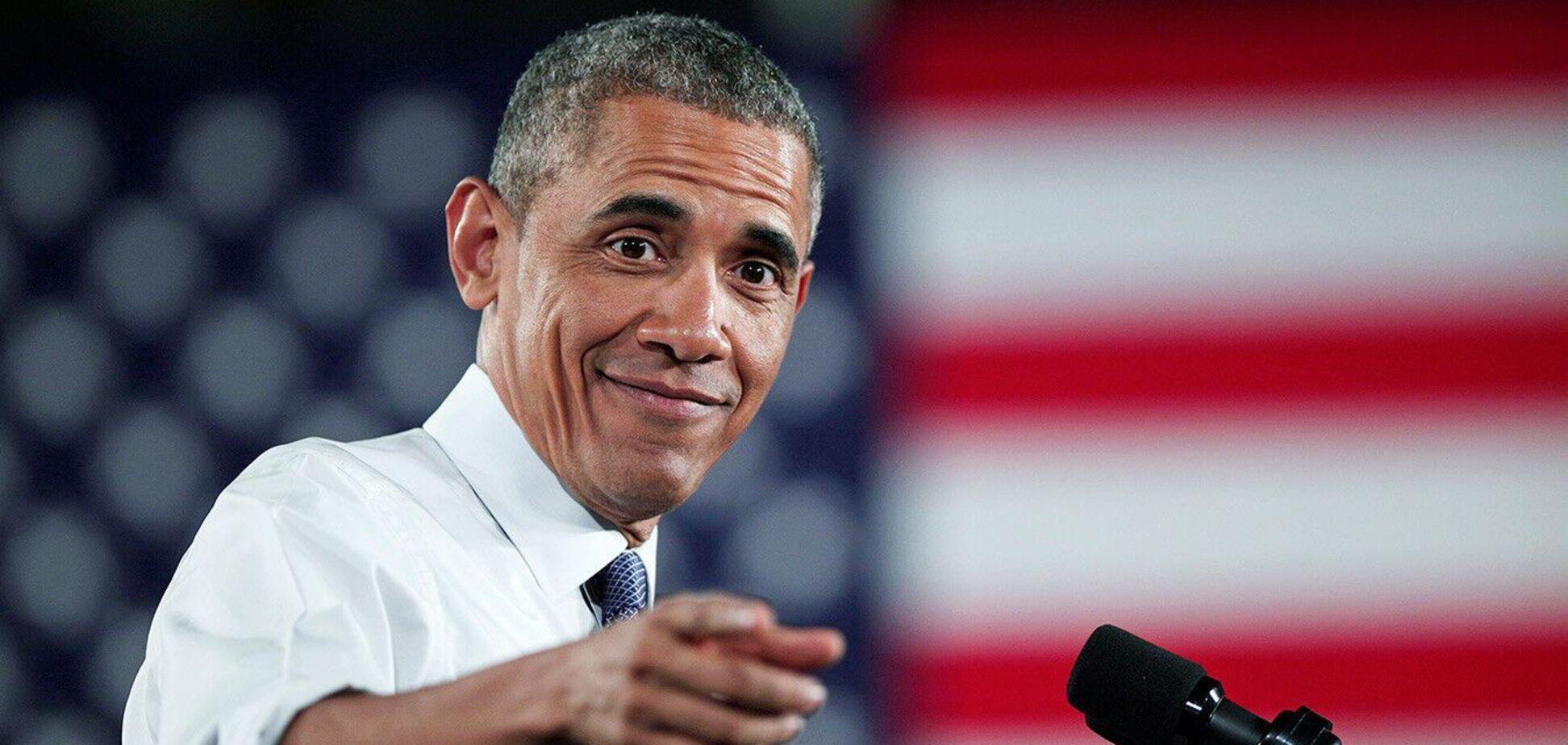 Книга Барака Обами встановила рекорд у США: він обігнав свою дружину
