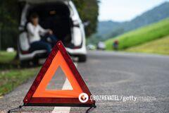 В Харькове водитель Mrecedes сбил пешехода