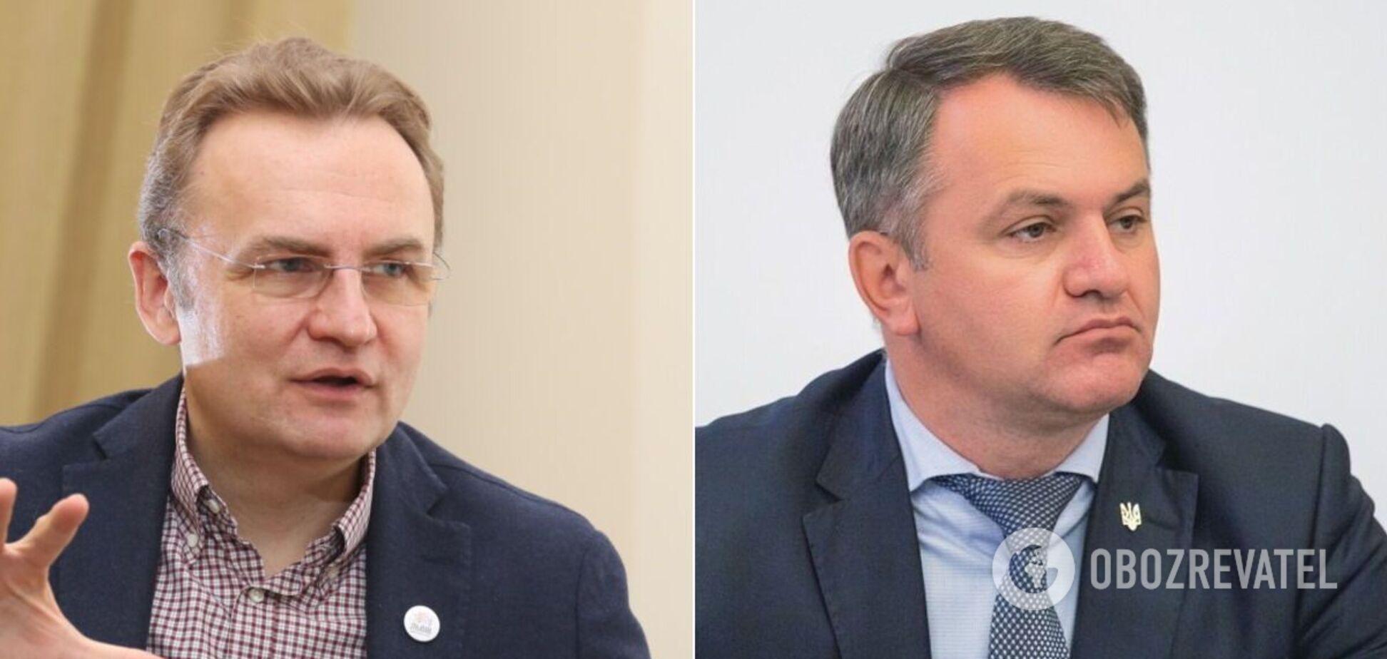 Синютка победил Садового в дебатах кандидатов в мэры Львова – телефонный опрос