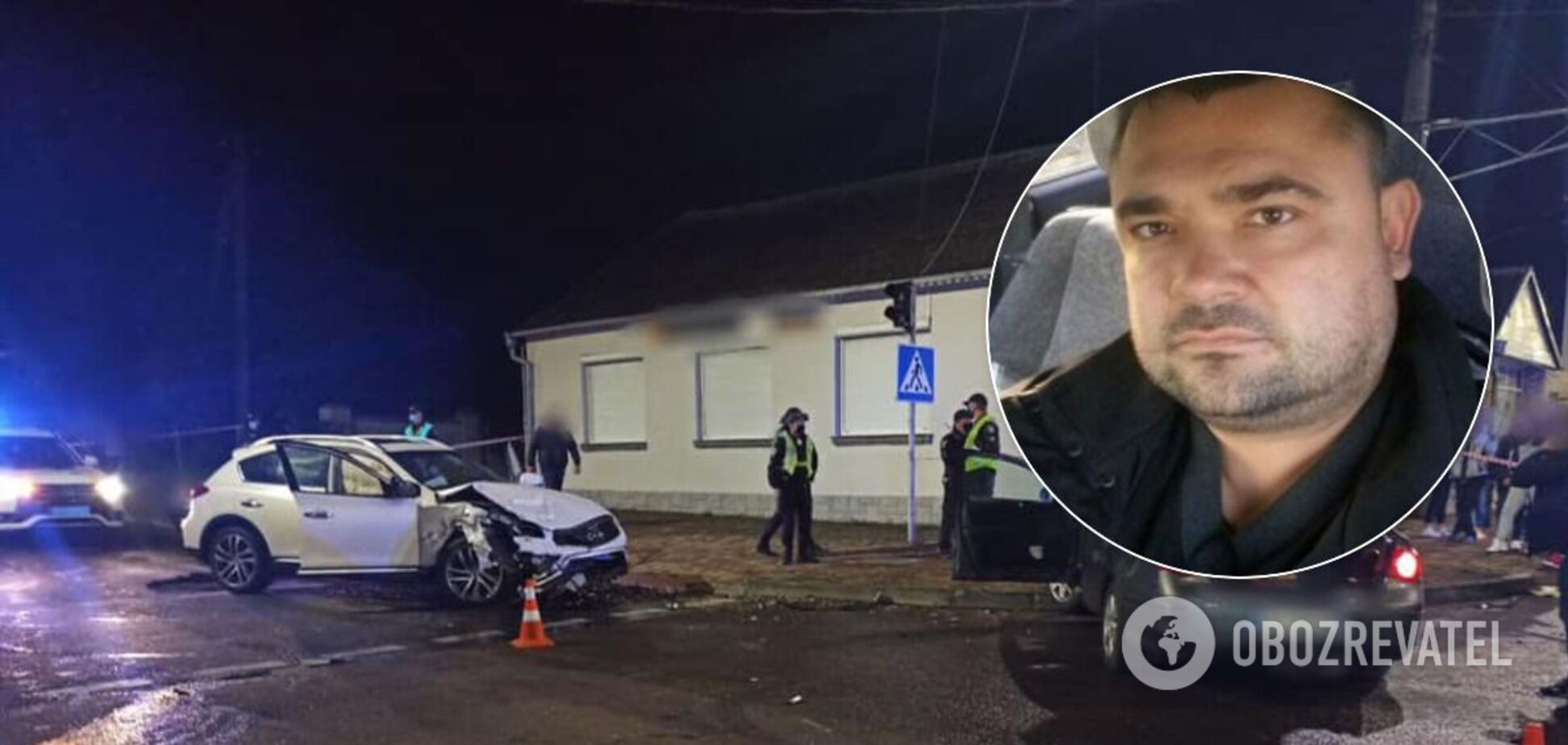 Бузулук потрапив в аварію у стані алкогольного сп'яніння