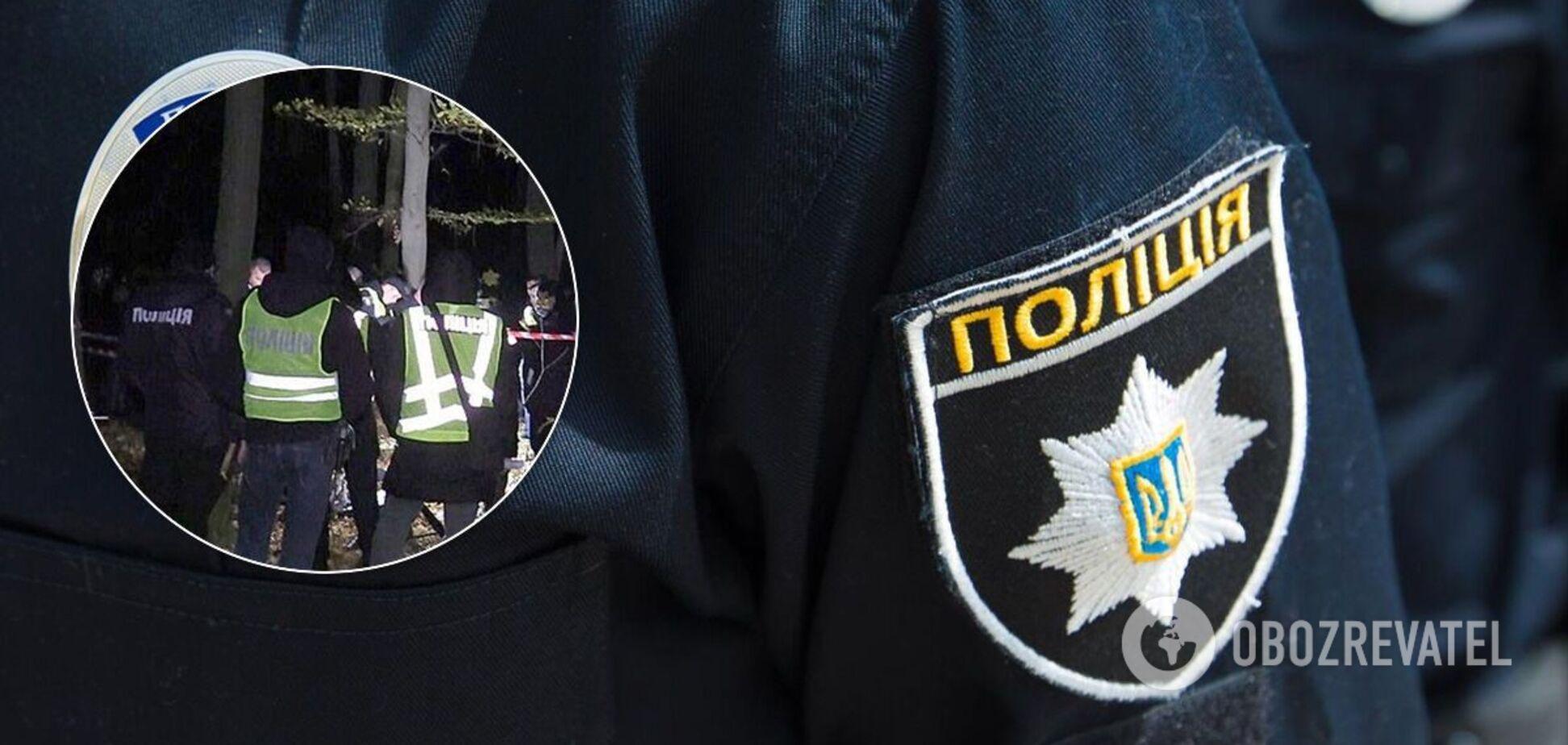 Полиция расследует преступление по статье убийство