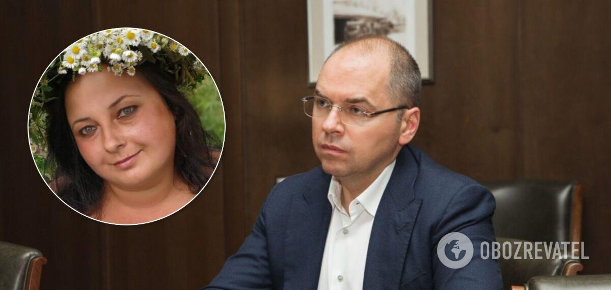 В Минздраве ответили на смерть преподавательницы в Житомире, которая заявляла о нехватке кислорода
