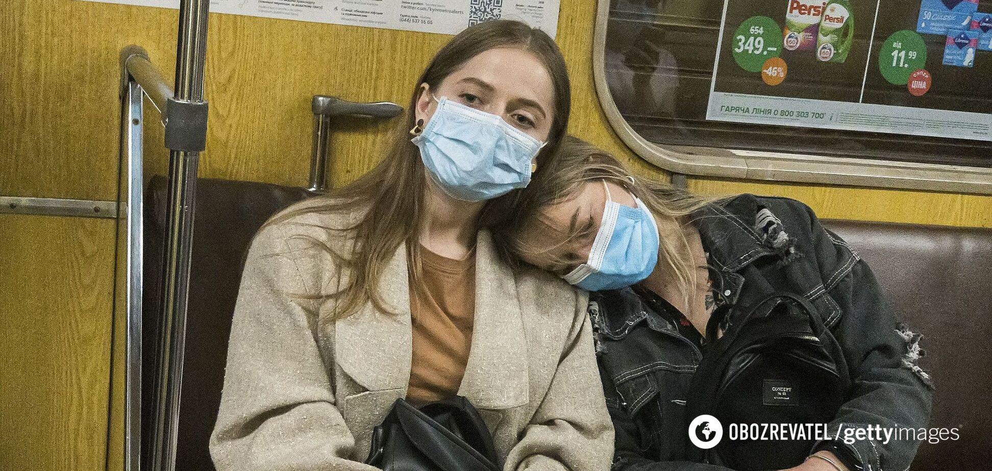 В Україні вперше зареєстрували понад 13 тисяч нових заражених COVID-19
