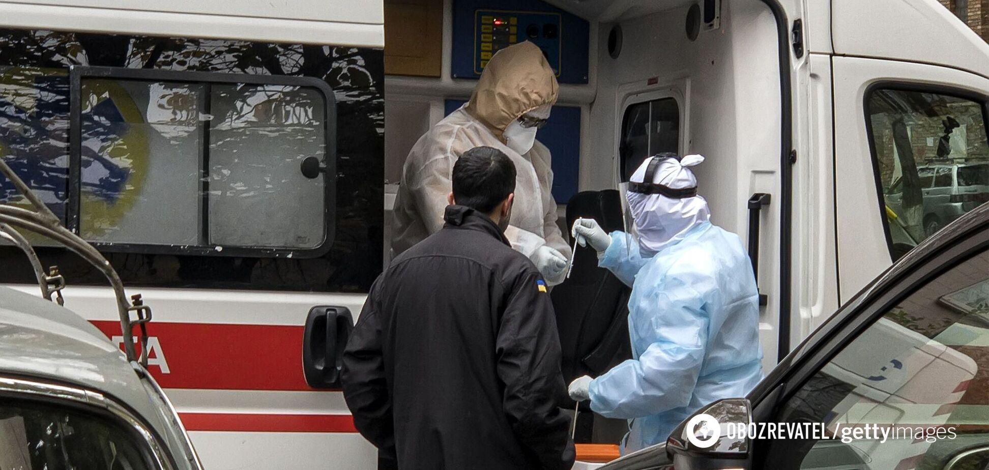 В Киеве за сутки обнаружили более 1,3 тысячи новых больных COVID-19: рекордные данные