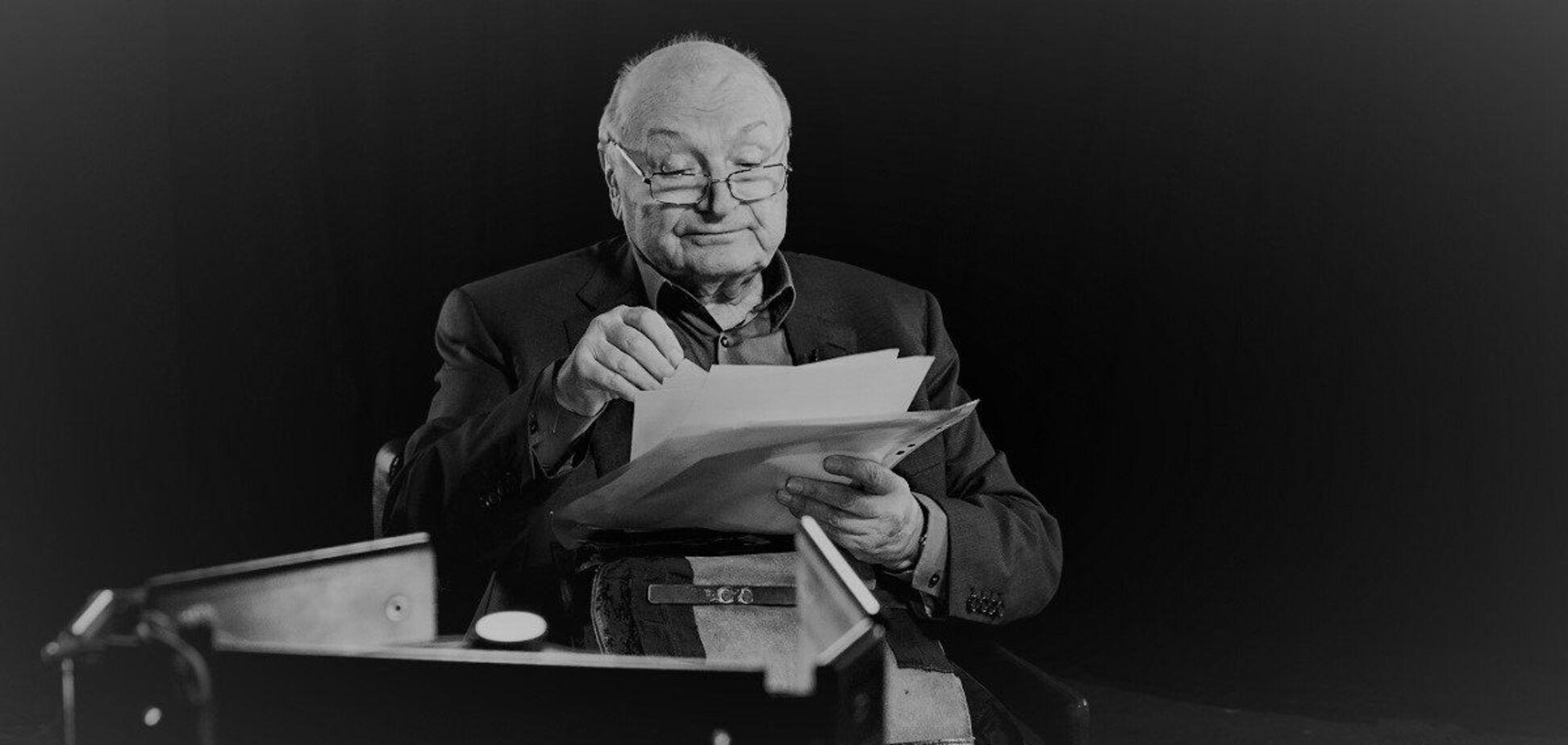 Михайло Жванецький помер 6 листопада