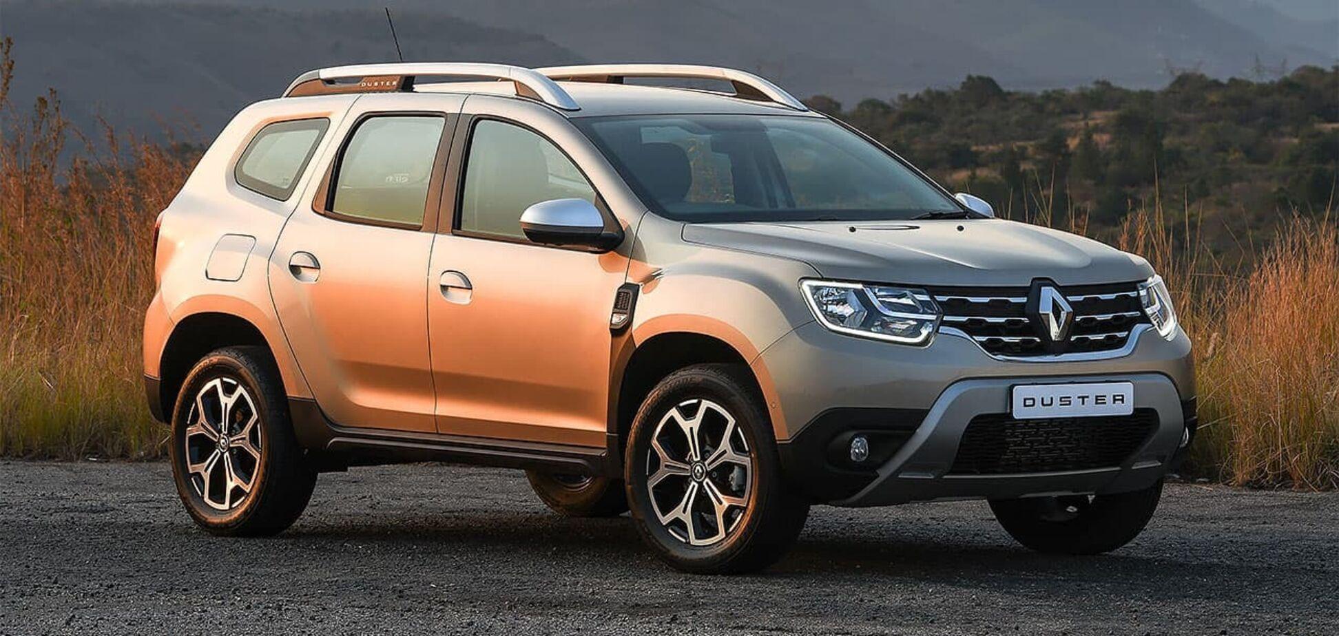 Grand Duster: Renault готує дешевий 7-місний кросовер
