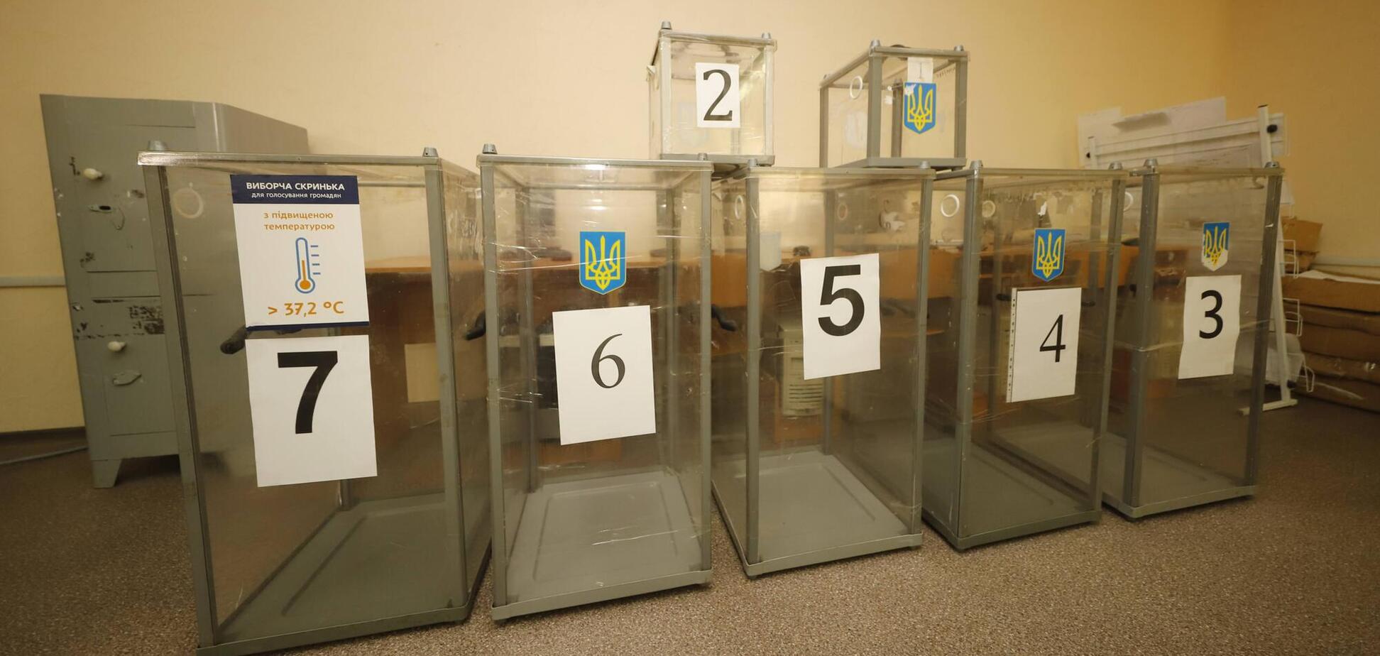 Виборчі дільниці у Дніпрі готові до безпечних виборів