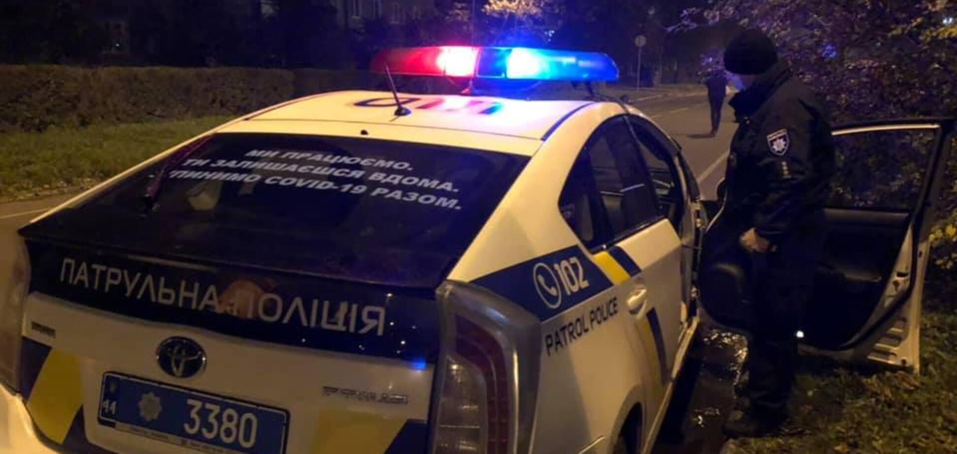 Поліція відкрила провадження за статтею «хуліганство»