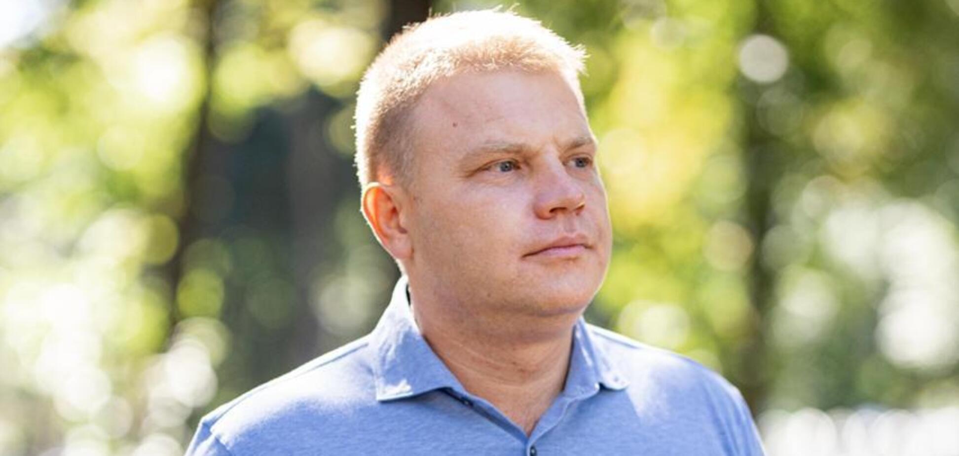 Мэр Белгорода-Днестровского Виталий Граждан
