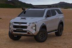 Hyundai и Kia готовят конкурента Toyota Land Cruiser