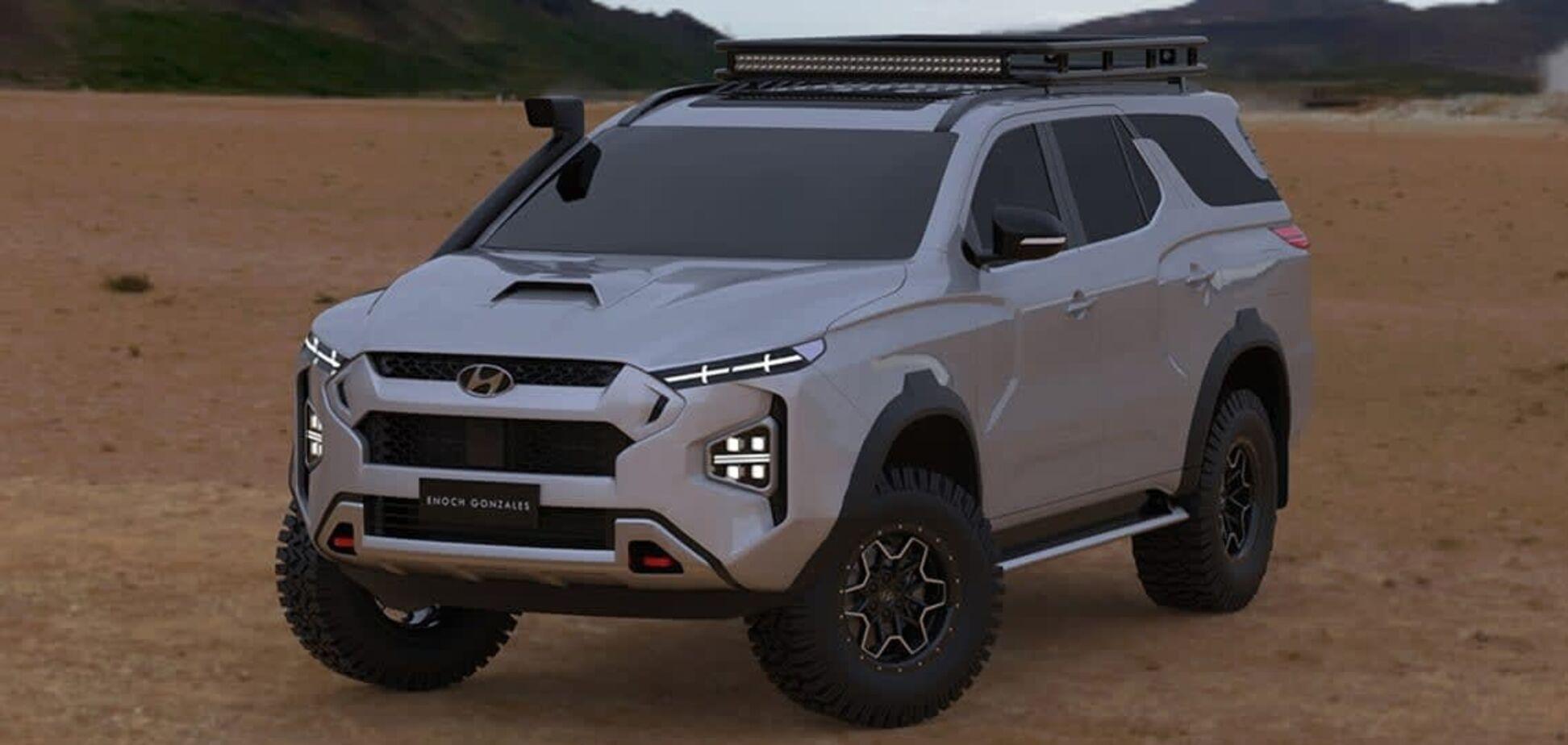 Hyundai та Kia готують конкурента Toyota Land Cruiser