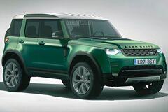 У Land Rover появится бюджетный кроссовер